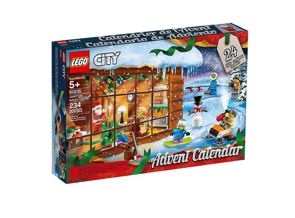 LEGO City Adventskalender (60235)