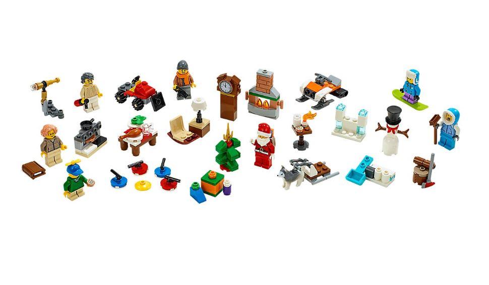 LEGO City Adventskalender (60235) - Bild 2
