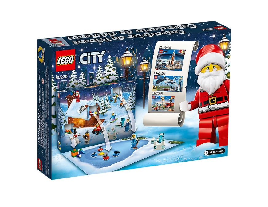 LEGO City Adventskalender (60235) - Bild 3