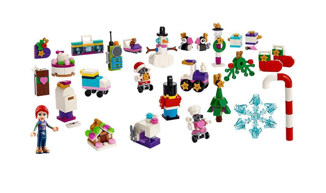 LEGO Friends Adventskalender (41382) - Bild 2