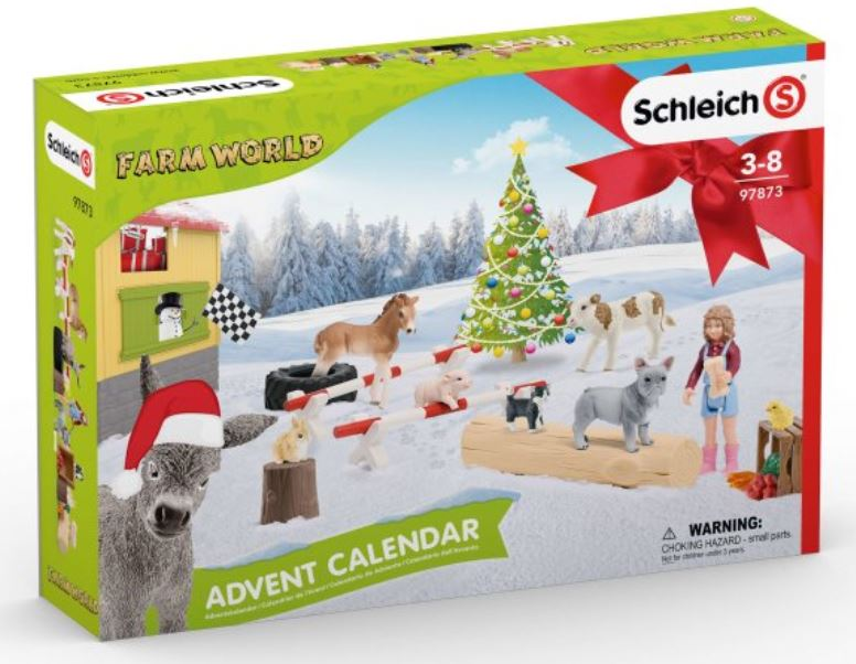 Adventskalender Farm World 2019