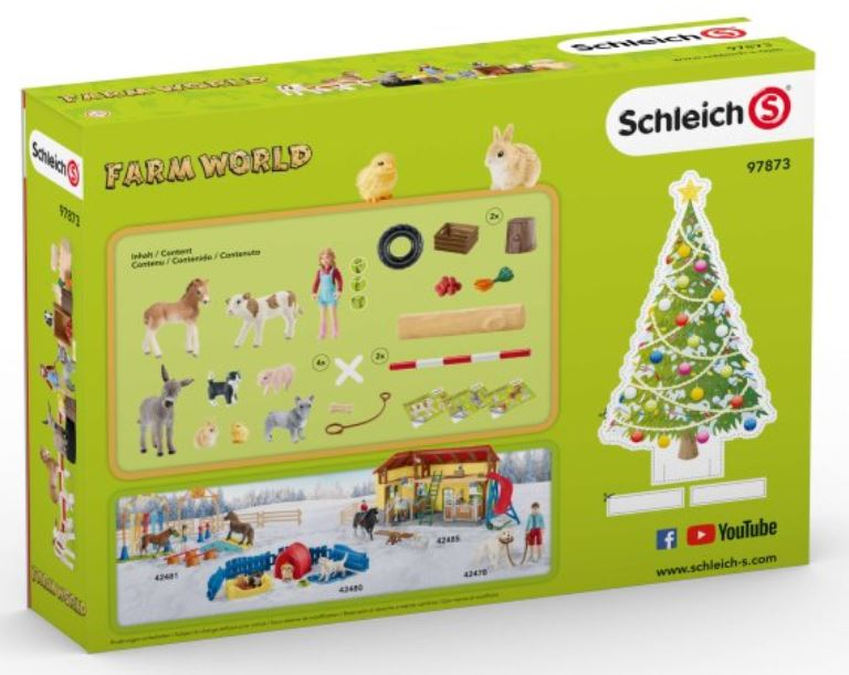Adventskalender Farm World 2019 - Bild 2