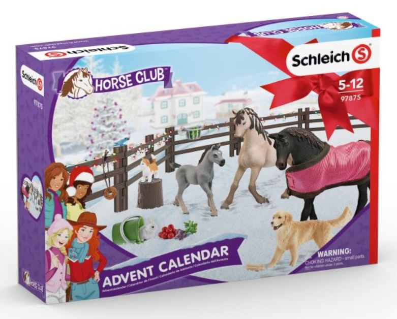 Horse Club Adventskalender