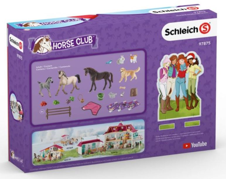 Horse Club Adventskalender - Bild 2