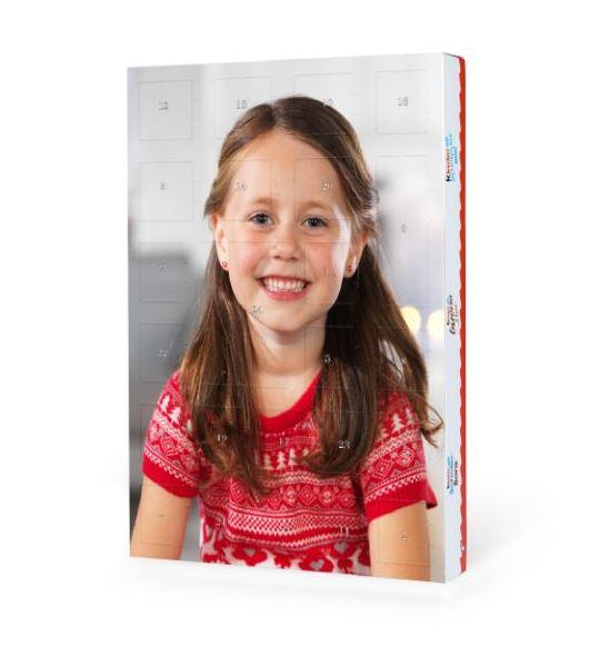 Schoko-Adventskalender mit Produkten von kinder® - Bild 2