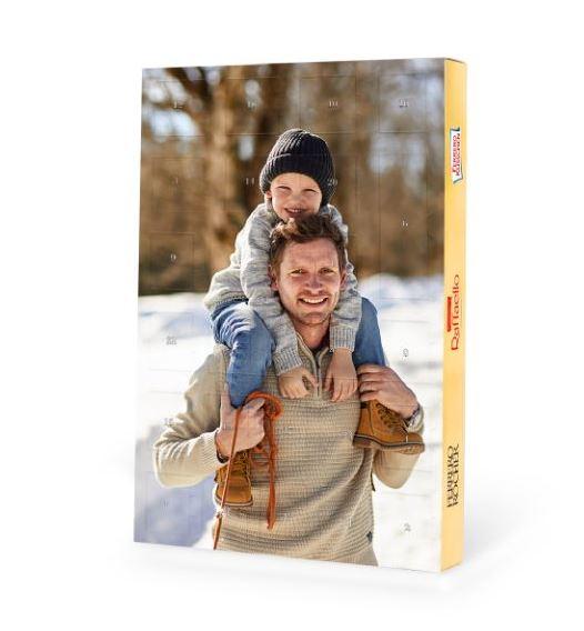 Premium-Adventskalender mit Ferrero Pralinen - Bild 2
