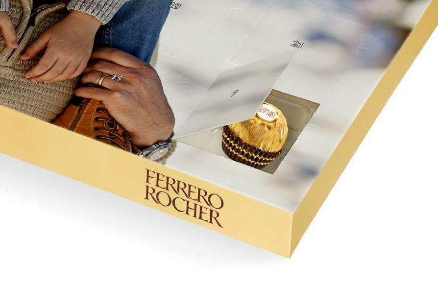 Premium-Adventskalender mit Ferrero Pralinen - Bild 3