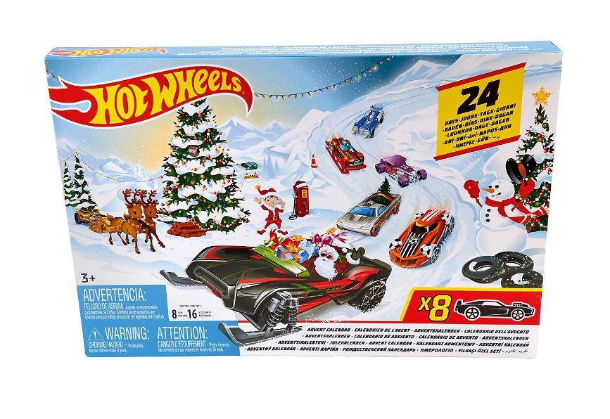 Hot Wheels Adventskalender - Bild 2