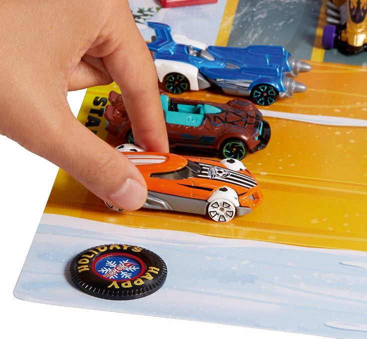 Hot Wheels Adventskalender - Bild 3