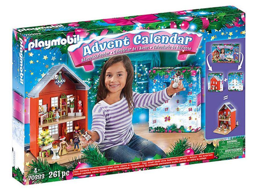 """Großer Adventskalender """"Weihnachten im Stadthaus"""" (70383)"""