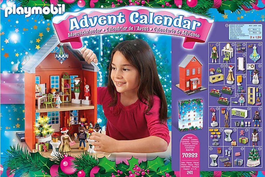 """Großer Adventskalender """"Weihnachten im Stadthaus"""" (70383) - Bild 2"""