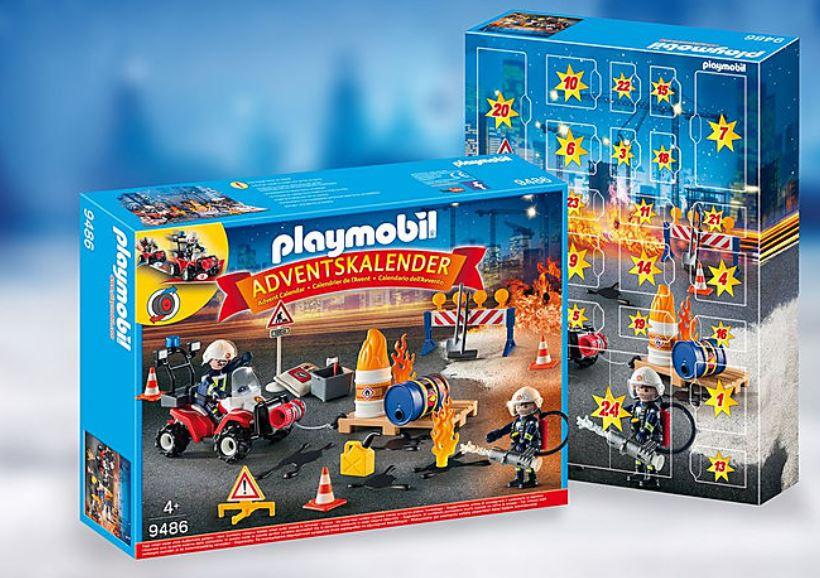 """Adventskalender """"Feuerwehreinsatz auf der Baustelle"""" (9486) - Bild 2"""