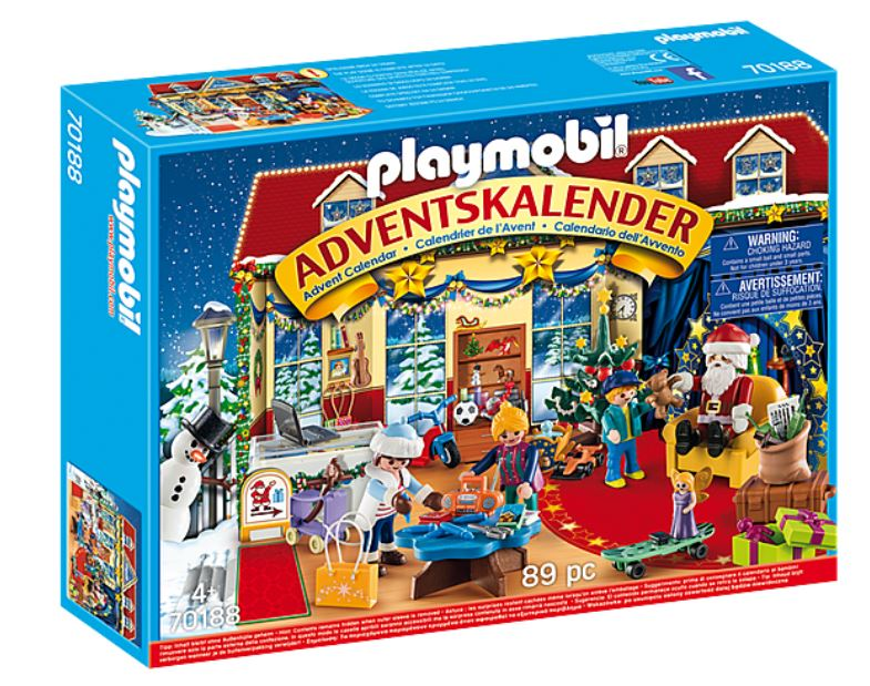 """Adventskalender """"Weihnachten im Spielwarengeschäft"""" (70188)"""
