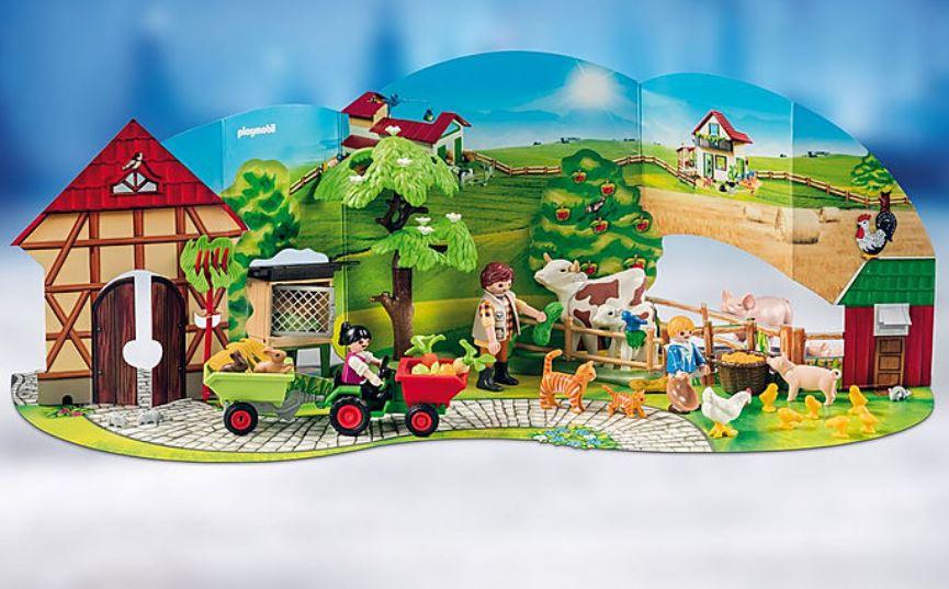 """Adventskalender """"Auf dem Bauernhof"""" (70189) - Bild 3"""