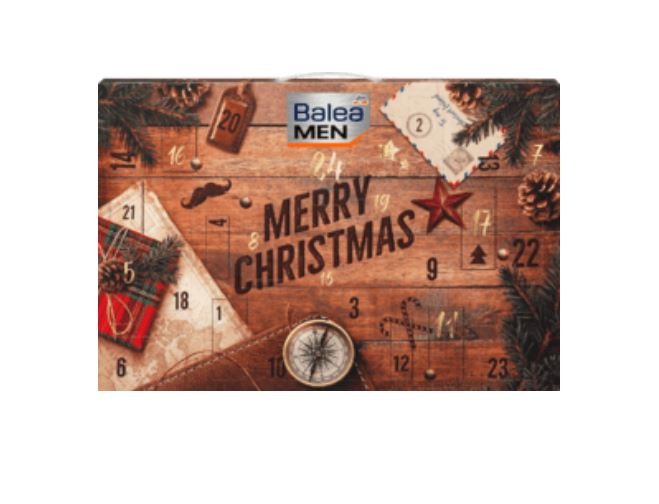 Balea MEN Adventskalender