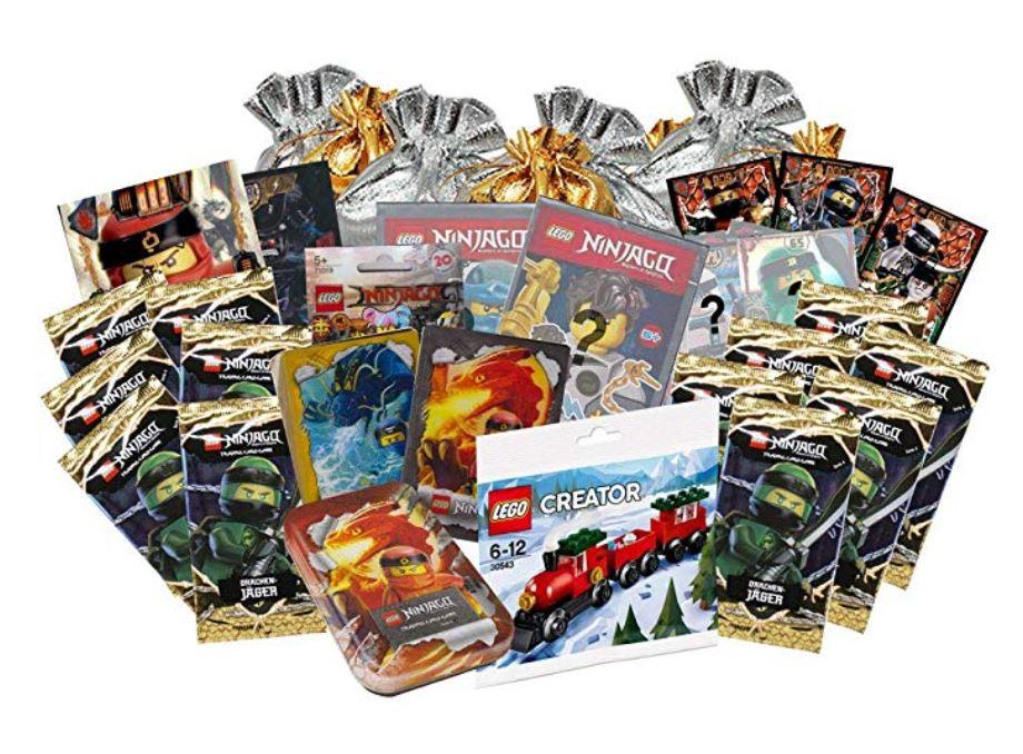 LEGO Ninjago - Der Adventskalender