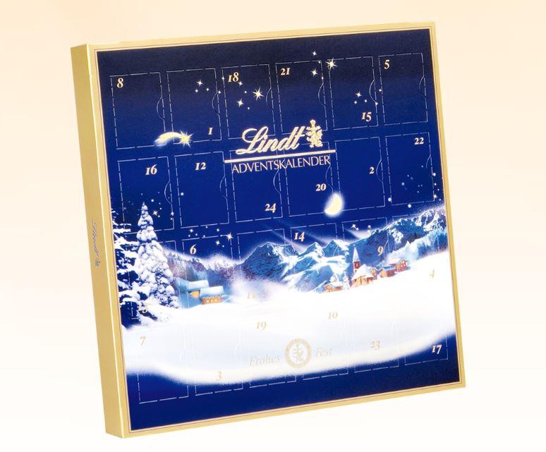Weihnachts-Zauber Mini-Tischkalender