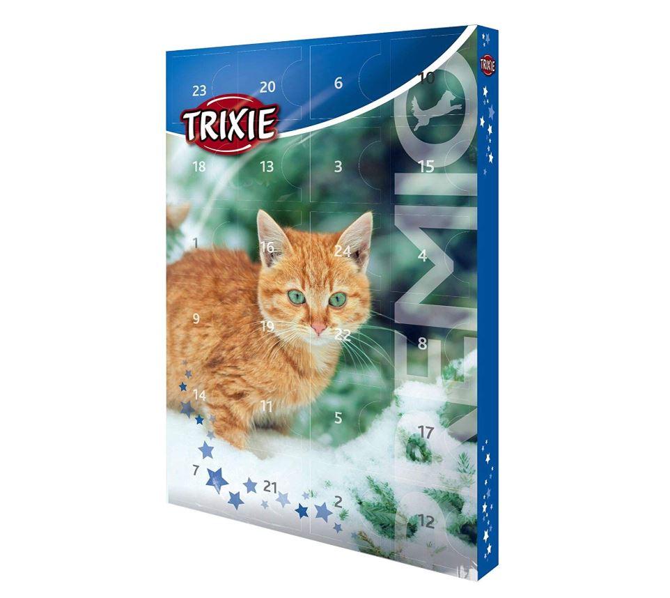 Premio Adventskalender für Katzen