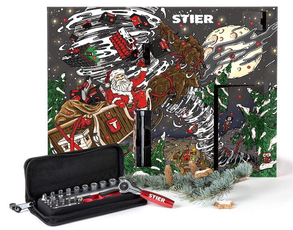 Werkzeug Weihnachtskalender 2019