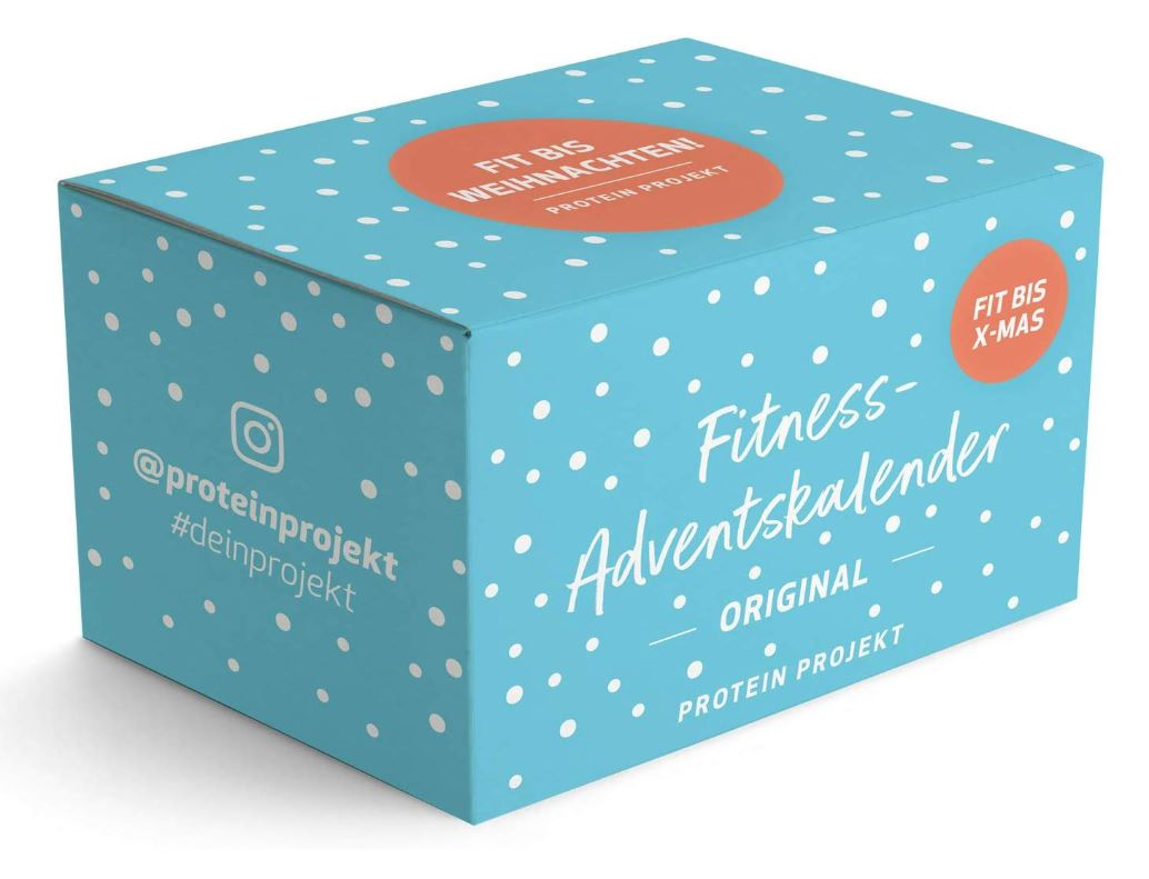 Original Fitness-Adventskalender