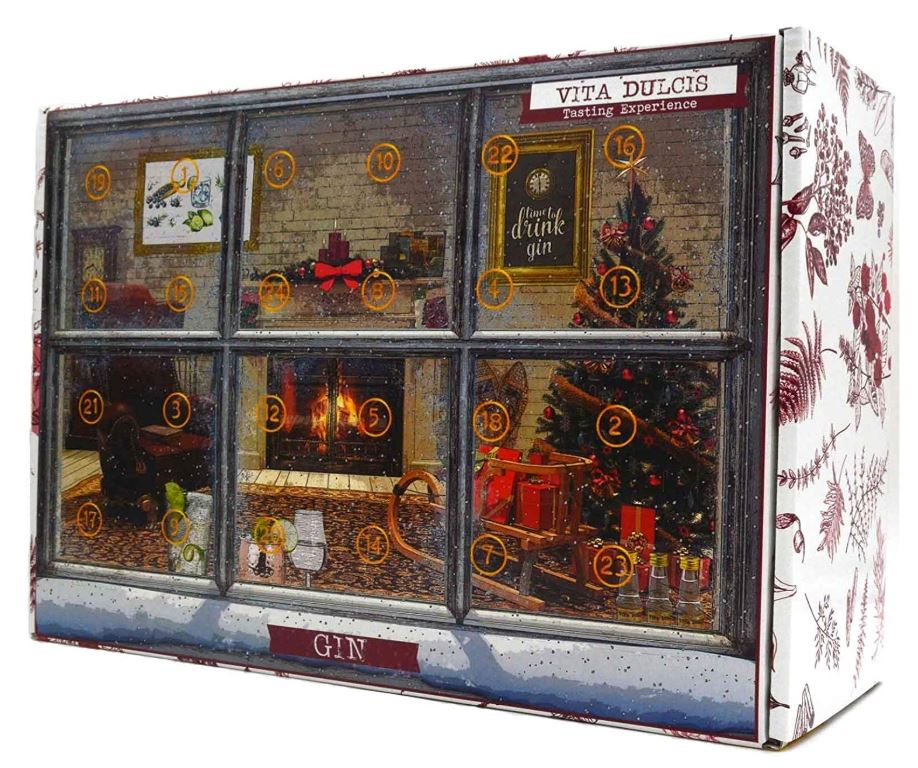 Gin Adventskalender Edition Klassik 2019