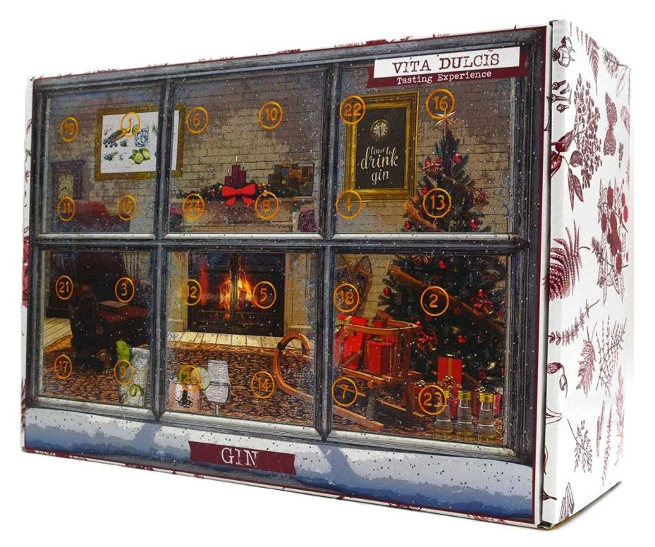Gin Adventskalender Edition Premium 2019