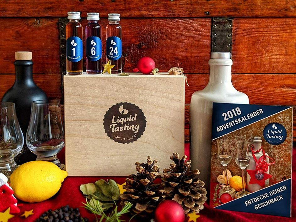 24 Days of Gin Adventskalender 2019