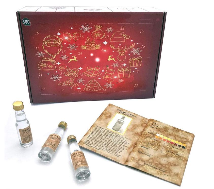 Gin Adventskalender Premium-Edition 2019