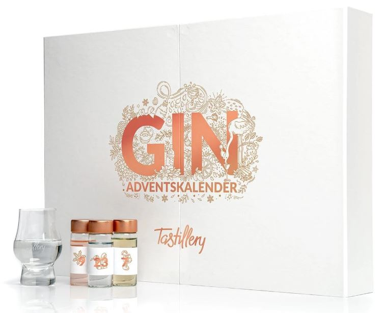 Gin Adventskalender 2019
