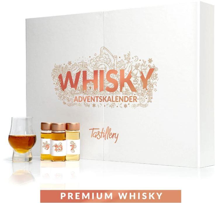 Premium Whisky Adventskalender 2019
