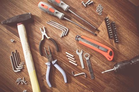 Werkzeug Adventskalender