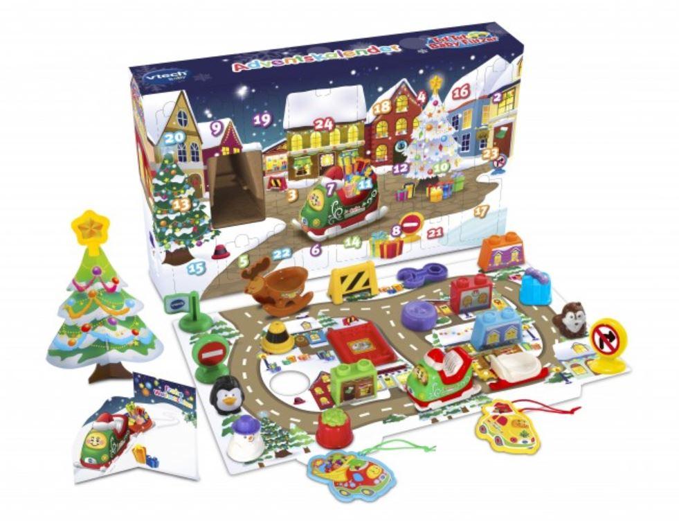 Tut Tut Baby Flitzer - Adventskalender 2 (Nr. 80-513004-004)