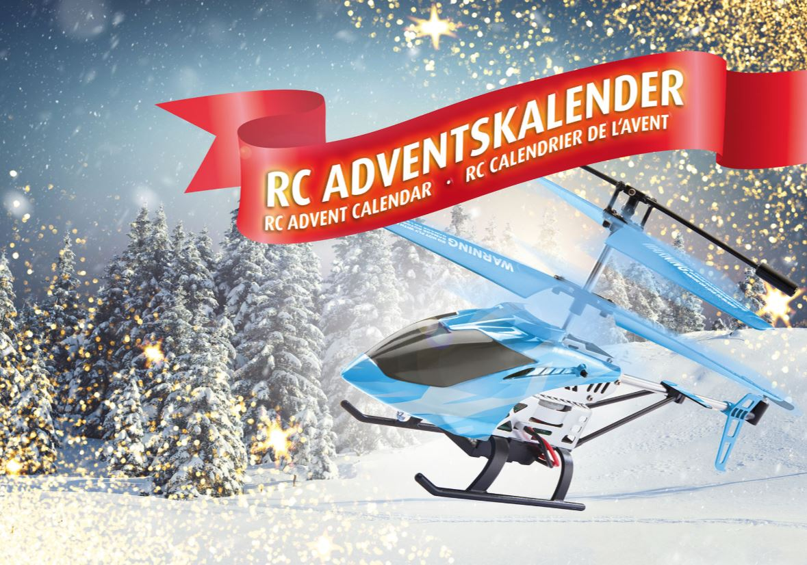 Adventskalender RC Heli 2019