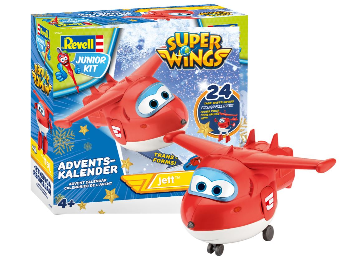 Adventskalender Super Wings 2019