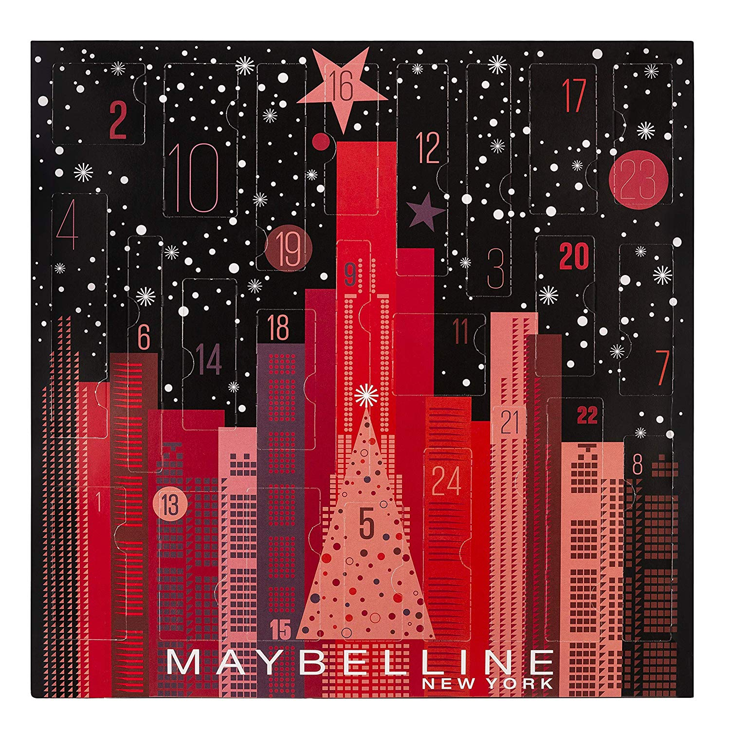 Maybelline New York Beauty-Adventskalender  - Bild 2