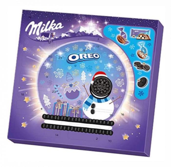Milka & Oreo Adventskalender