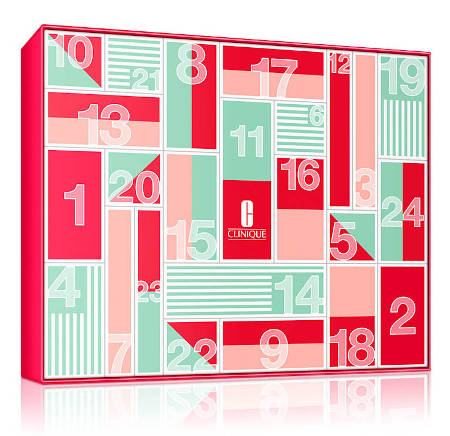 24 Days of Clinique Adventskalender