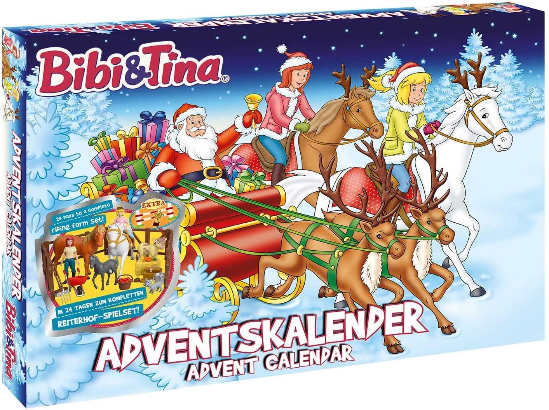 Adventskalender Bibi & Tina - Martinshof