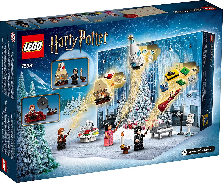 LEGO Harry Potter Adventskalender (75981)