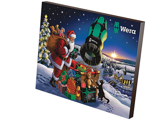 Wera Adventskalender 2020