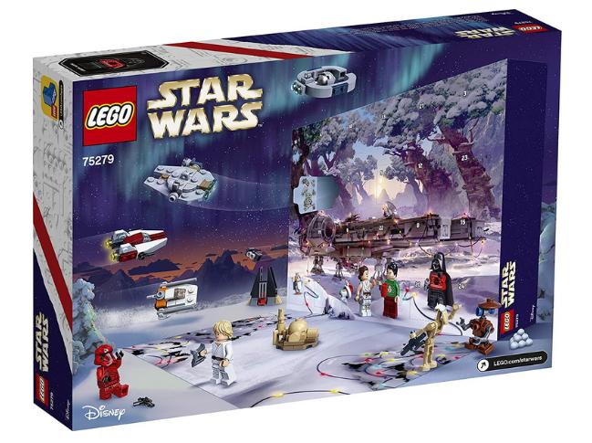 LEGO Star Wars Adventskalender 2020 (75279)