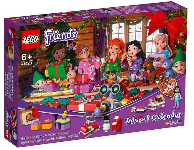 LEGO Friends Adventskalender 2020 (41420)