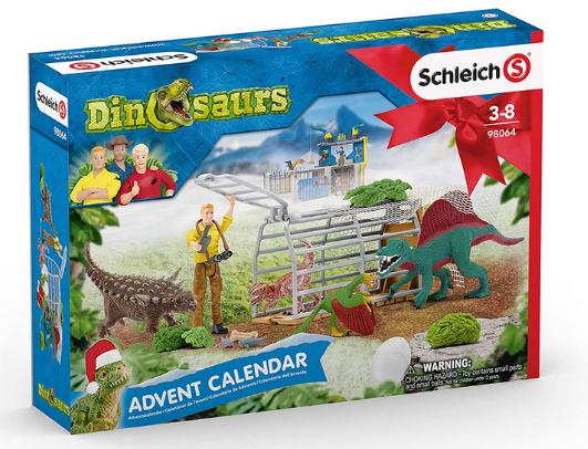 Adventskalender 2020 Dinosaurs (98064)