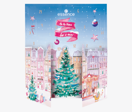 "Adventskalender ""Ho Ho Home for x-mas"""