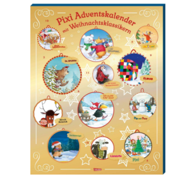 Pixi Adventskalender GOLD 2020