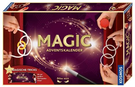 MAGIC Zauber Adventskalender 2020