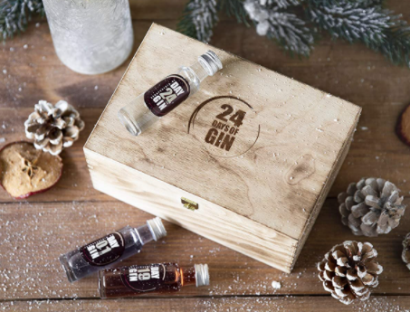 24 Days of Gin Adventskalender 2020