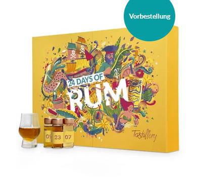 Rum Adventskalender 2020