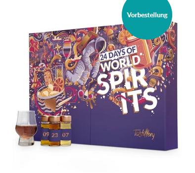 World Spirits Adventskalender 2020