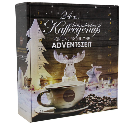 Kaffee Adventskalender 2020